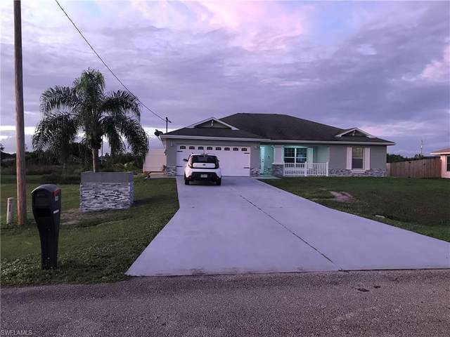 145 Peerless Street, Lehigh Acres, FL 33974 (MLS #221010359) :: Avantgarde