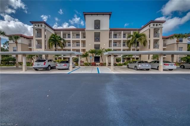 20940 Island Sound Circle #105, Estero, FL 33928 (MLS #221010472) :: #1 Real Estate Services