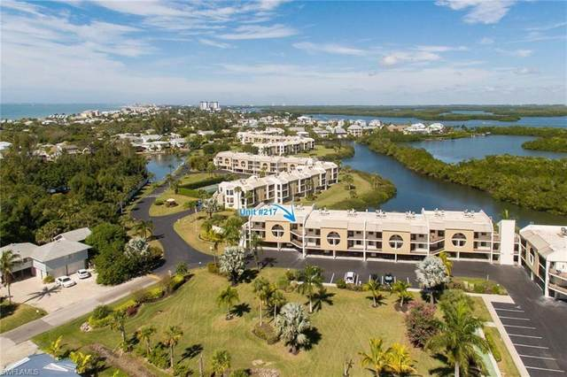 21420 Bay Village Drive #217, Fort Myers Beach, FL 33931 (MLS #221010574) :: #1 Real Estate Services