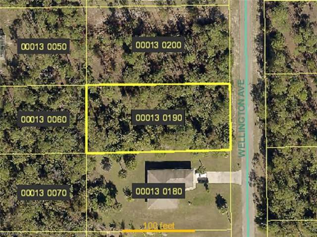 113 Wellington Avenue, Lehigh Acres, FL 33972 (MLS #221010686) :: Coastal Luxe Group Brokered by EXP