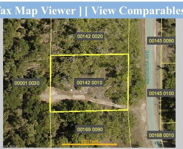 726 Kehosha Avenue, Lehigh Acres, FL 33974 (MLS #221010868) :: BonitaFLProperties