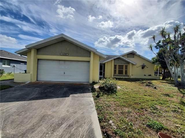 1310 SW 19th Lane, Cape Coral, FL 33991 (#221010897) :: The Dellatorè Real Estate Group