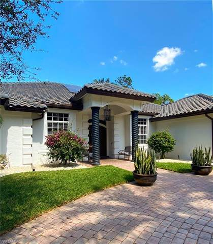 9925 Clear Lake Circle, Naples, FL 34109 (MLS #221011358) :: BonitaFLProperties