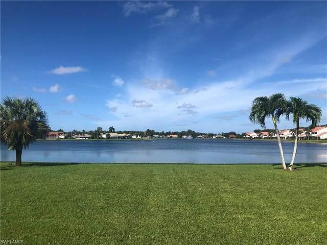 517 Mardel Drive #201, Naples, FL 34104 (MLS #221011400) :: Domain Realty