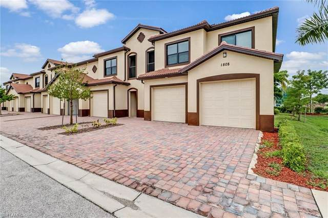 1803 Samantha Gayle Way #207, Cape Coral, FL 33914 (MLS #221011539) :: #1 Real Estate Services