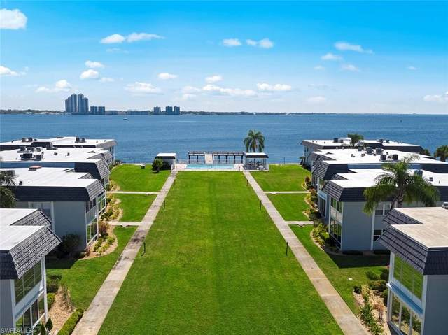 3356 N Key Drive #7, North Fort Myers, FL 33903 (#221011903) :: Vincent Napoleon Luxury Real Estate
