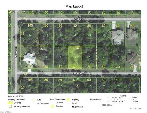 17394 Reaper Avenue, Port Charlotte, FL 33948 (MLS #221012129) :: BonitaFLProperties
