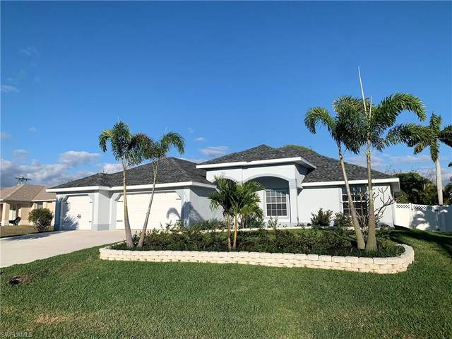 2707 SW 1st Avenue, Cape Coral, FL 33914 (MLS #221012475) :: Dalton Wade Real Estate Group