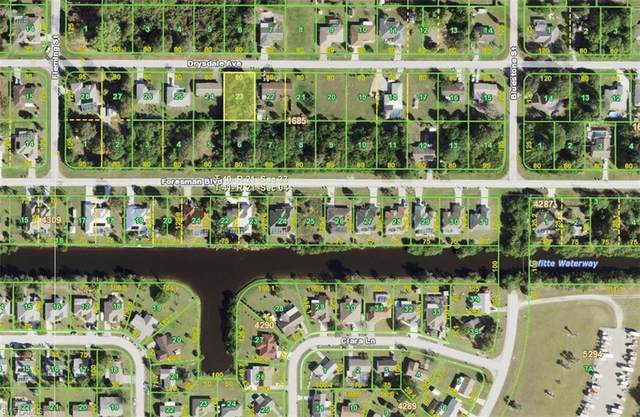 13575 Drysdale Avenue, Port Charlotte, FL 33981 (MLS #221012576) :: BonitaFLProperties