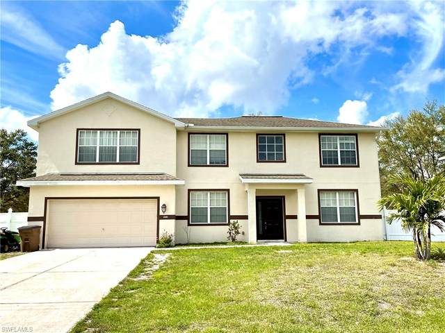 1913 Milstead Avenue, Lehigh Acres, FL 33972 (MLS #221012746) :: Domain Realty