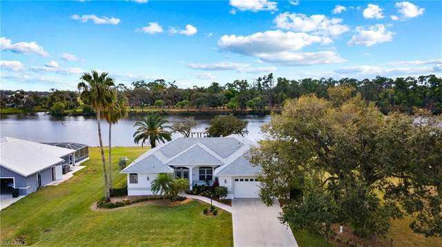 3291 Shell Lane, Labelle, FL 33935 (#221012874) :: Vincent Napoleon Luxury Real Estate