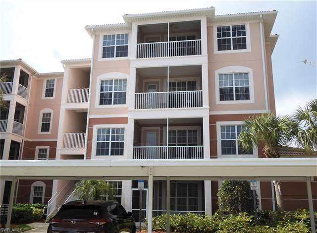 11711 Pasetto Lane #410, Fort Myers, FL 33908 (MLS #221012960) :: RE/MAX Realty Team