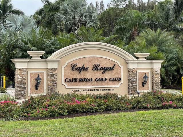11986 Royal Tee Circle, Cape Coral, FL 33991 (MLS #221013069) :: Domain Realty