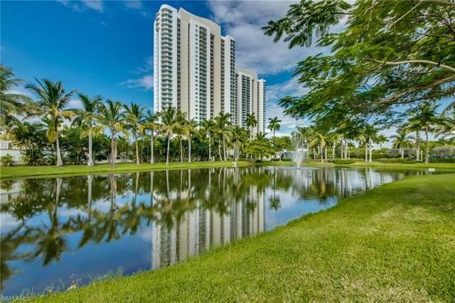3000 Oasis Grand Boulevard #1707, Fort Myers, FL 33916 (MLS #221013082) :: Domain Realty