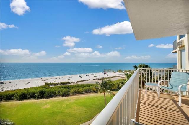 7300 Estero Boulevard #605, Fort Myers Beach, FL 33931 (MLS #221013131) :: #1 Real Estate Services