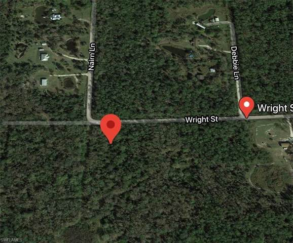 Wright St, Labelle, FL 33935 (MLS #221013236) :: Clausen Properties, Inc.