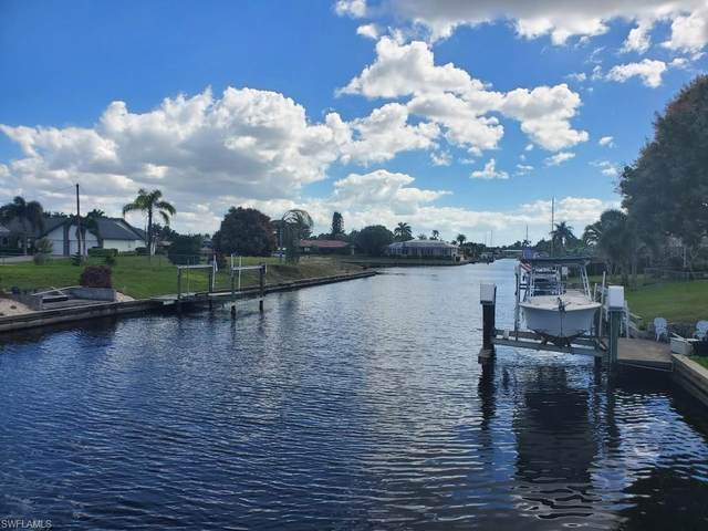 2711 SE 18th Court, Cape Coral, FL 33904 (#221013261) :: Vincent Napoleon Luxury Real Estate
