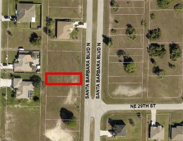2824 Santa Barbara Boulevard N, Cape Coral, FL 33993 (#221013285) :: The Dellatorè Real Estate Group