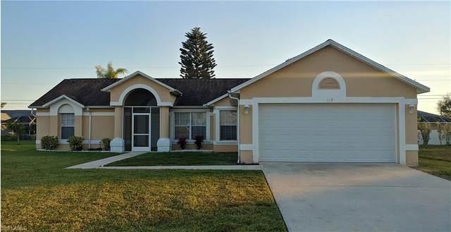 118 SW 11th Terrace, Cape Coral, FL 33991 (MLS #221013367) :: Clausen Properties, Inc.