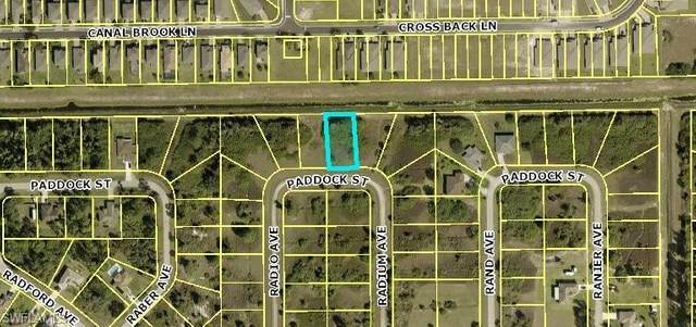 433 Paddock Street, Lehigh Acres, FL 33974 (MLS #221013443) :: Realty World J. Pavich Real Estate