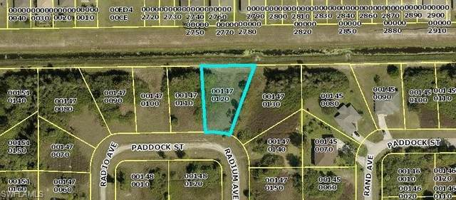 435 Paddock Street, Lehigh Acres, FL 33974 (MLS #221013446) :: Realty World J. Pavich Real Estate