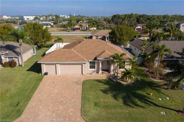 1935 SW 37th Terrace, Cape Coral, FL 33914 (MLS #221013460) :: Domain Realty