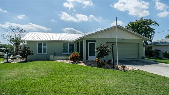 4282 Harbour Lane, North Fort Myers, FL 33903 (MLS #221013685) :: The Naples Beach And Homes Team/MVP Realty