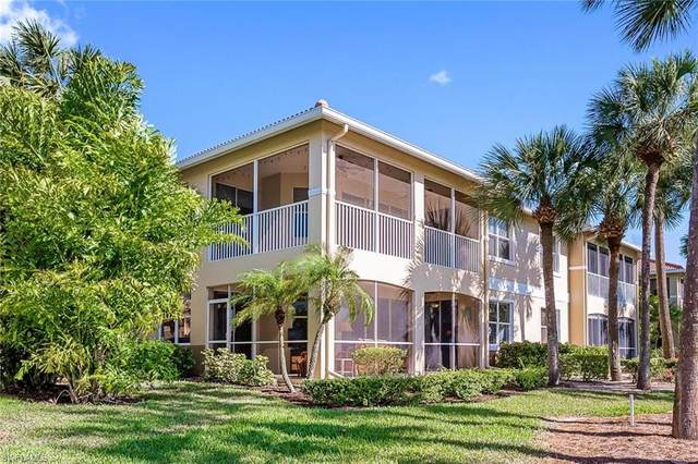 11079 Harbour Yacht Court #102, Fort Myers, FL 33908 (MLS #221013810) :: Domain Realty
