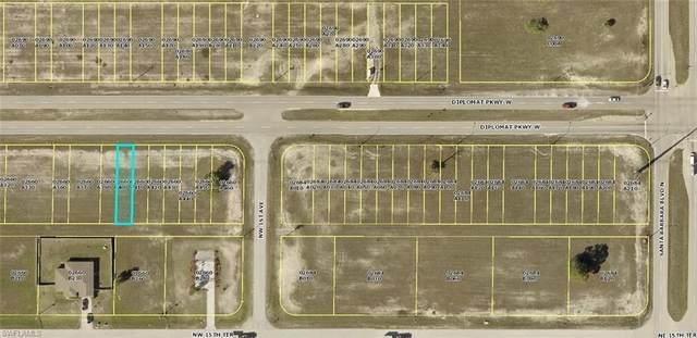 112 Diplomat Parkway W, Cape Coral, FL 33993 (#221013815) :: The Dellatorè Real Estate Group