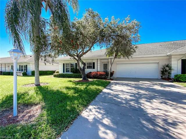 1318 N Brandywine Circle, Fort Myers, FL 33919 (MLS #221013834) :: BonitaFLProperties