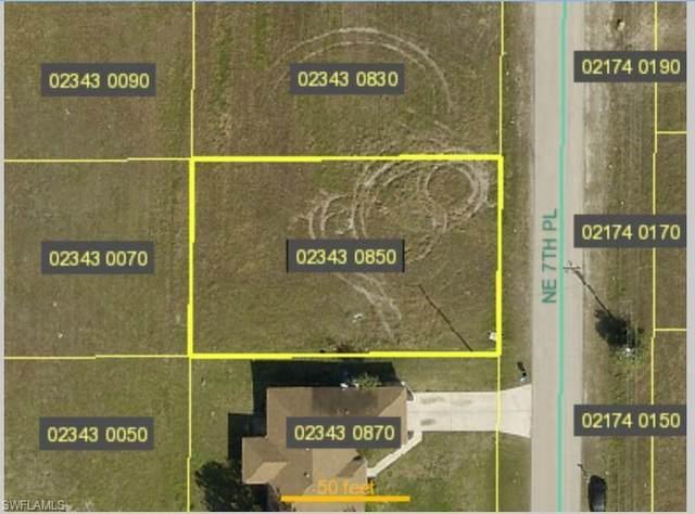 2428 NE 7th Place, Cape Coral, FL 33909 (MLS #221013876) :: Domain Realty