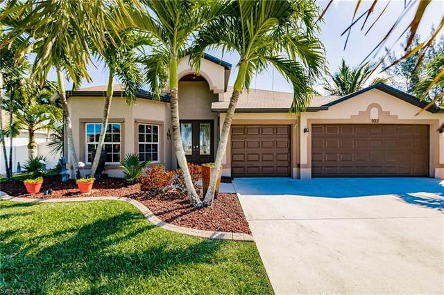 103 SW 35th Avenue, Cape Coral, FL 33991 (MLS #221013972) :: Coastal Luxe Group Brokered by EXP
