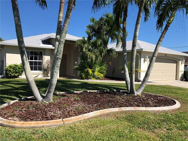 809 SW 4th Place, Cape Coral, FL 33991 (MLS #221014002) :: Realty World J. Pavich Real Estate