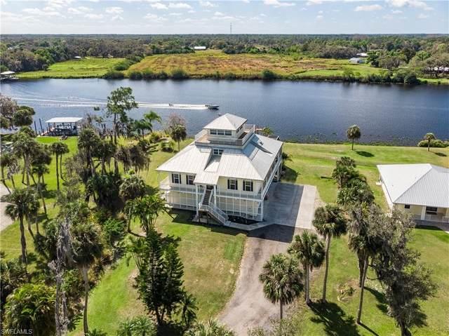 21170 Captain Nelson Court, Alva, FL 33920 (MLS #221014003) :: Clausen Properties, Inc.