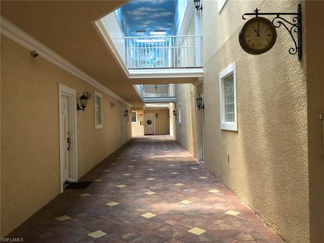 12505 Mcgregor Boulevard #114, Fort Myers, FL 33919 (MLS #221014010) :: The Naples Beach And Homes Team/MVP Realty