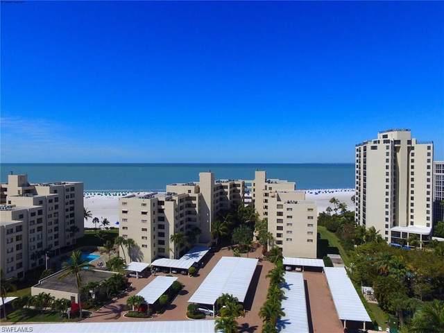 6672 Estero Boulevard A209, Fort Myers Beach, FL 33931 (MLS #221014029) :: Kris Asquith's Diamond Coastal Group