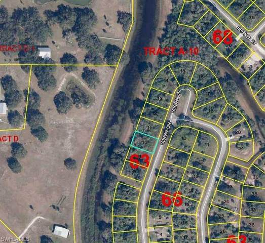 Lot #10 N Hilton Circle, Labelle, FL 33935 (MLS #221014114) :: Clausen Properties, Inc.