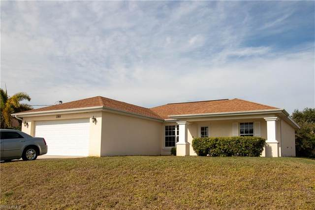 2301 NW 24th Terrace, Cape Coral, FL 33993 (MLS #221014217) :: Realty World J. Pavich Real Estate