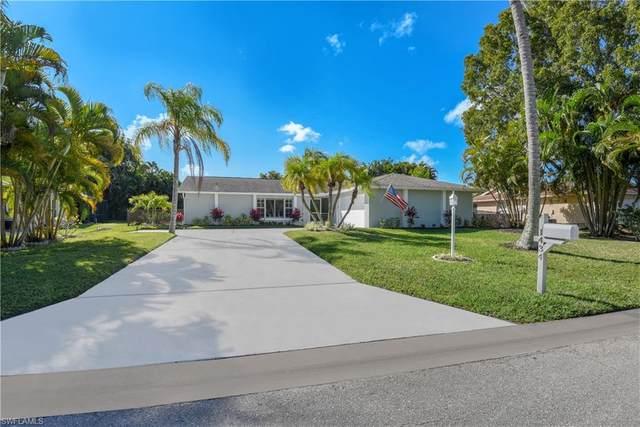 1434 Claret Court, Fort Myers, FL 33919 (#221014224) :: Vincent Napoleon Luxury Real Estate
