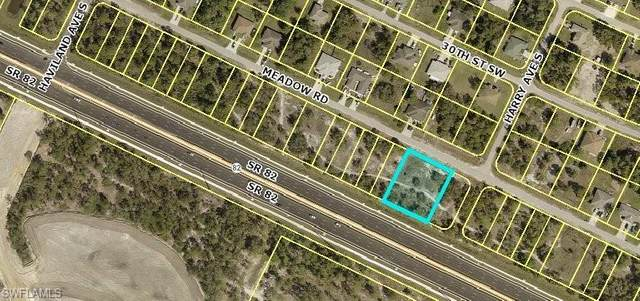 956 Meadow Road, Lehigh Acres, FL 33973 (MLS #221014249) :: NextHome Advisors