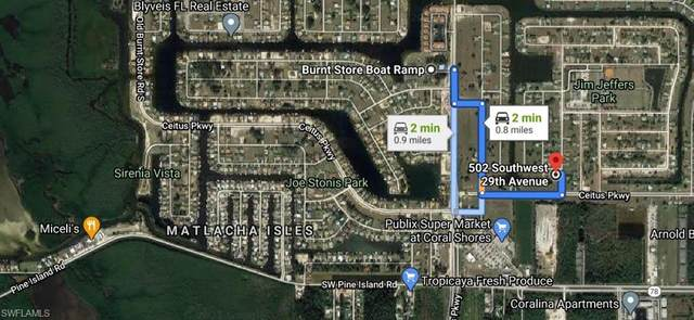 502 SW 29th Avenue, Cape Coral, FL 33991 (MLS #221014284) :: Kris Asquith's Diamond Coastal Group