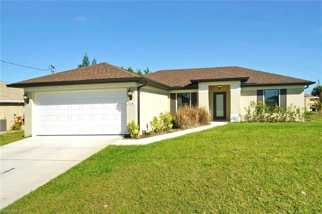2235 NW 9th Street, Cape Coral, FL 33993 (MLS #221014467) :: Domain Realty