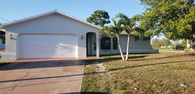 1601 SW 22nd Lane, Cape Coral, FL 33991 (MLS #221014549) :: Realty World J. Pavich Real Estate
