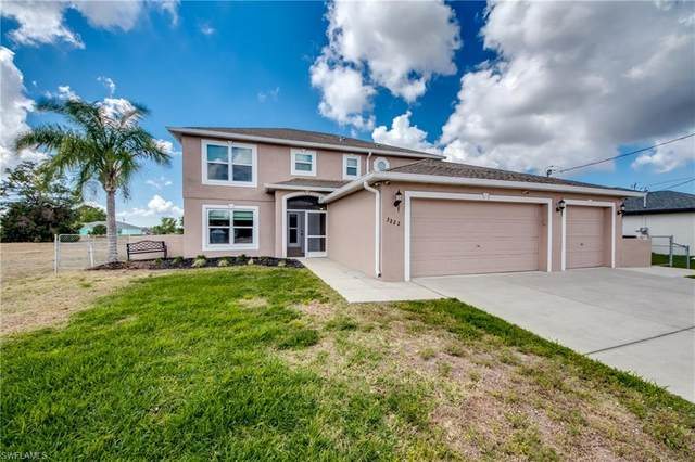 3222 NW 3rd Avenue, Cape Coral, FL 33993 (MLS #221014635) :: RE/MAX Realty Team