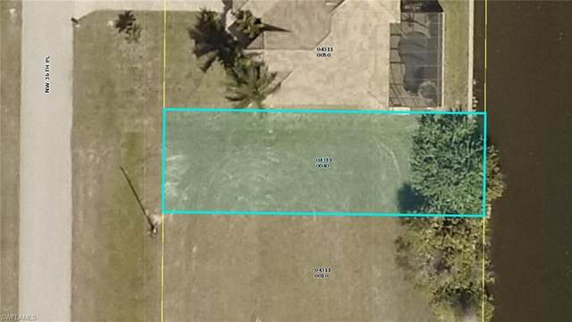 NW 36th Place, Cape Coral, FL 33993 (MLS #221014706) :: Domain Realty