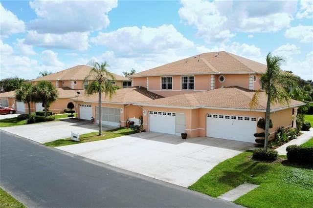 20004 Lake Vista Circle N 9D, Lehigh Acres, FL 33936 (MLS #221014761) :: The Naples Beach And Homes Team/MVP Realty