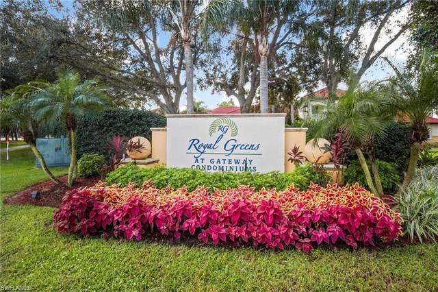 11521 Villa Grand # 919, Fort Myers, FL 33913 (MLS #221014810) :: #1 Real Estate Services