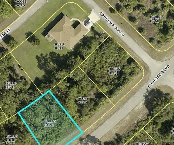 843 Sunrise Boulevard, Lehigh Acres, FL 33974 (MLS #221014816) :: Clausen Properties, Inc.