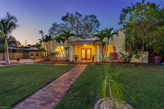 1533 Barcelona Avenue, Fort Myers, FL 33901 (MLS #221014832) :: Realty World J. Pavich Real Estate