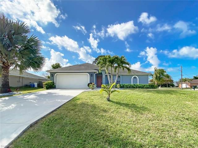 1246 NW 20th Street, Cape Coral, FL 33993 (MLS #221014861) :: Realty World J. Pavich Real Estate